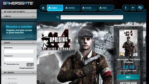 Można już zamawiać Uprising 44. Gra ma też datę premiery