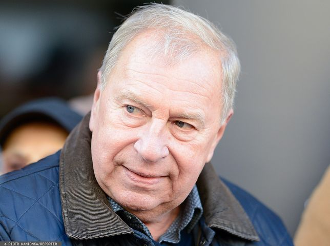 Jerzy Stuhr jest w szpitalu.