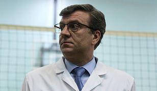Były szef szpitala, w którym przebywał Aleksiej Nawalny zaginął bez wieści