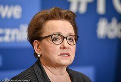 Tylko w WP. To Anna Zalewska w największym stopniu odpowiada za strajk nauczycieli (Badanie)