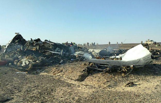 Prezydent Egiptu: śledztwo ws. katastrofy lotu A321 potrwa miesiące