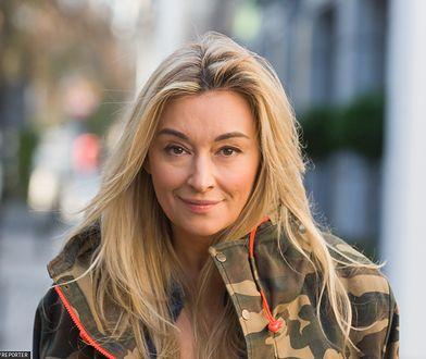 Martyna Wojciechowska obchodzi urodziny. Pokazała starą fotkę