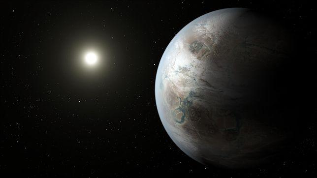 NASA odkryła układ planet podobny do Układu Słonecznego. Relacja na żywo z konferencji