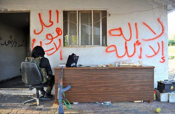 190 cywilów zabito w sierpniowym ataku rebeliantów w Syrii - informuje Human Rights Watch