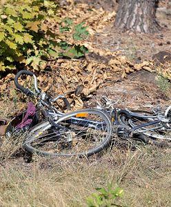 Kolonia Borowiecko. Samochód potrącił rowerzystę. 17-latek nie żyje