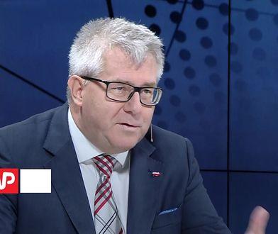 """""""To nienormalne"""". Ryszard Czarnecki o """"westernizacji"""" mediów. TVN-owi się oberwało"""