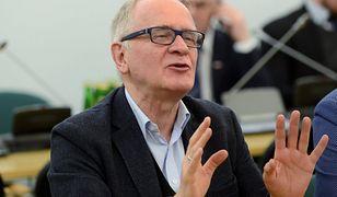 Czabański był wypytywany o Telewizję Polską