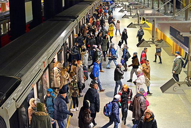 Największy wzrost liczby pasażerów odnotowano na trasie Warszawa - Wrocław