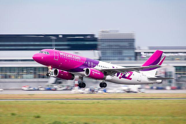 Wizz Air otworzył siedem nowych tras z Warszawy