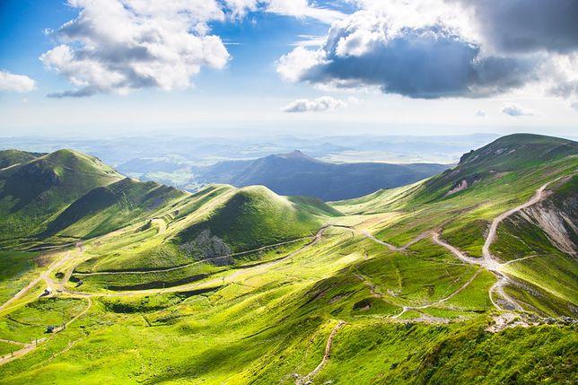 Owernia - kraina drzemiących wulkanów