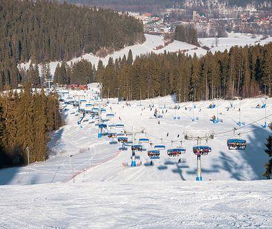 Ferie ze śniegiem czy bez śniegu? Raport z polskich stoków