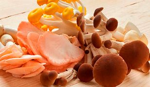Jak prawidłowo oczyszczać grzyby?