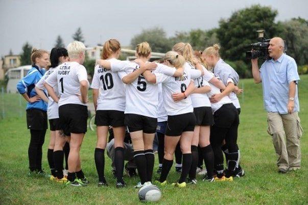 """Kolejny nabór do żeńskiej sekcji rugby! """"Legia zaprasza dziewczyny z charakterem"""""""