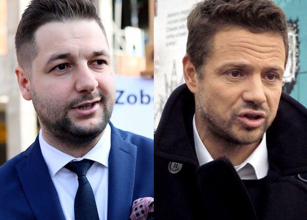 Bardzo mała różnica między Rafałem Trzaskowskim i Patrykiem Jakim w pierwszej turze. Nowy sondaż
