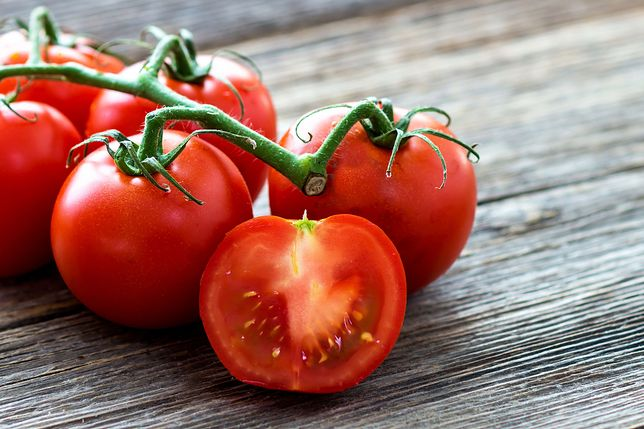Pomidor - wartości odżywcze, kalorie i właściwości