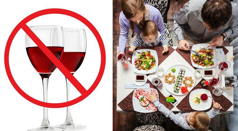 Limity alkoholu dla opiekunów dzieci