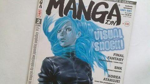 """[BLOG] """"Mangazyn"""" - wydanie specjalne """"100% Gry"""""""