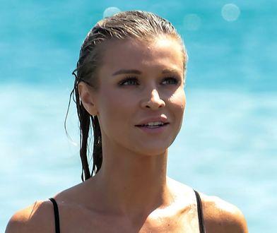 Wielkie greckie wakacje Joanny Krupy. Jej kostiumy kąpielowe to czysty obłęd!