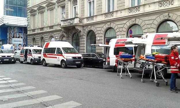 Austria: szaleniec za kierownicą w Grazu - co najmniej 3 osoby zabite, kilkadziesiąt rannych