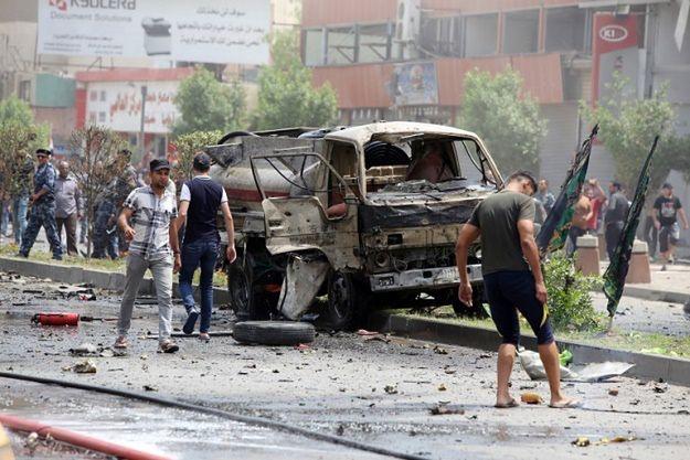 Liczba zamachów bombowych w Bagdadzie znów rośnie