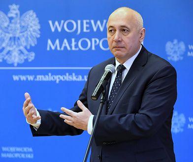 Joachim Brudziński, szef MSWiA