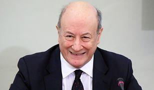 Jacek Rostowski, były minister finansów