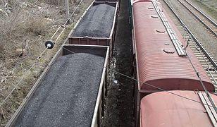 """""""Niezidentyfikowany obiekt na dachu pociągu"""". To był... gapowicz"""