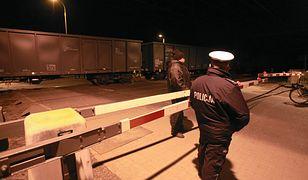 O krok od tragedii w Nysie. Wagony wypełnione kamieniami odczepiły się od pociągu i pędziły przez miasto