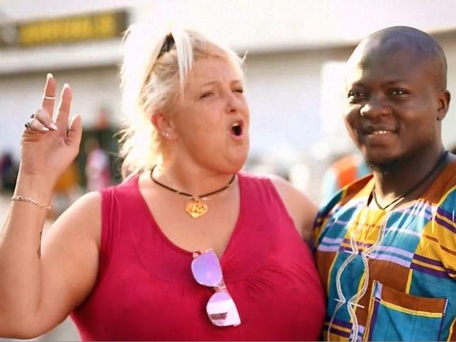 Angela ma 54 lata i sześcioro wnucząt. Miłość odnalazła w Nigerii: Michael ma 32 lata i liczy, że jeszcze zostanie ojcem