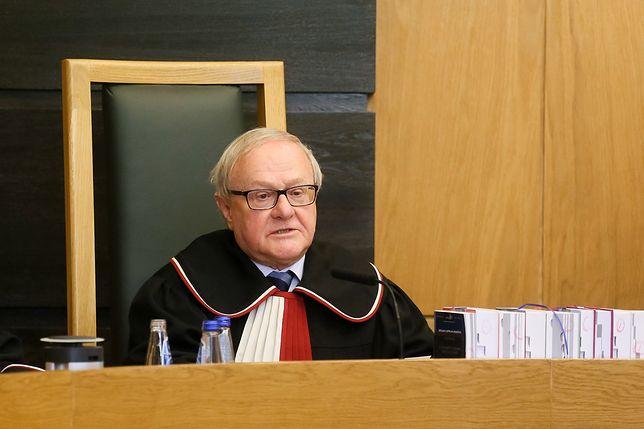 Sprawozdawcą był ówczesny wiceprezes TK Stanisław Biernat
