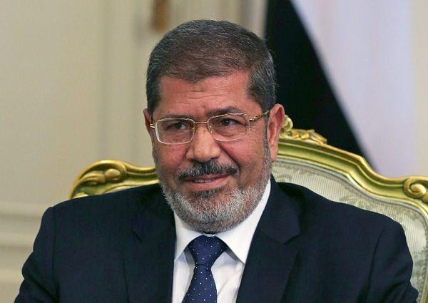 Prezydent Egiptu Mohamed Mursi