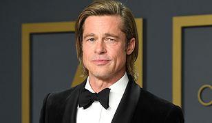 """Brad Pitt rozstał się z Nicole Poturalski. """"To nigdy nie było tak na poważnie"""""""