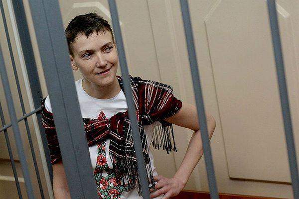 Sprawa Nadii Sawczenko. Rosja stawia nowe zarzuty ukraińskiej pilotce