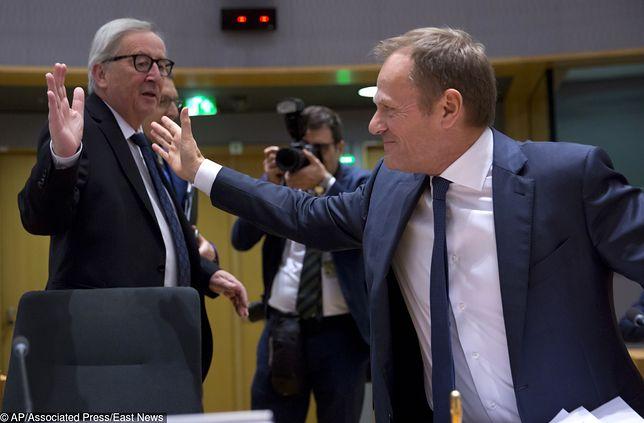 """Donald Tusk i gra Brukseli. Komisja Europejska nie dla byłego premiera. """"Kontrolowane przecieki, PiS to zablokuje"""""""