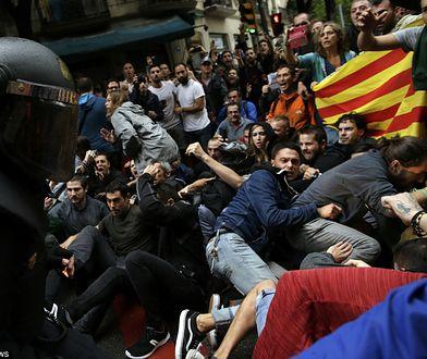 Starcia w Katalonii
