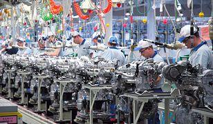 Toyota będzie produkowała swoje najnowsze silniki w Polsce.
