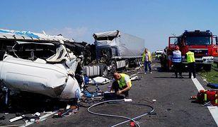 Ostrzejsze przepisy ograniczyły liczbę wypadków