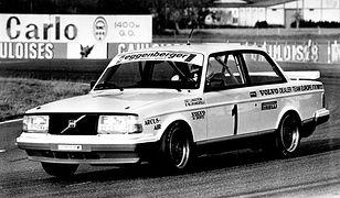 Mija 30 lat od wielkiego sukcesu A-grupowego Volvo 240 Turbo