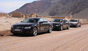 Audi A7 Chile Tour