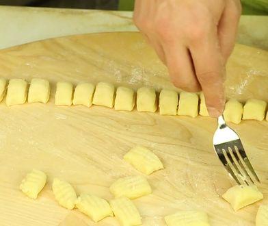 Gnocchi z masłem i szałwią
