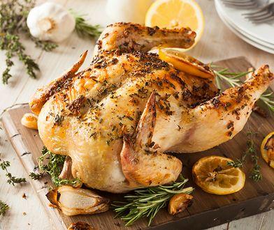 Propozycja na niedzielny obiad. Kurczak w sosie cydrowym