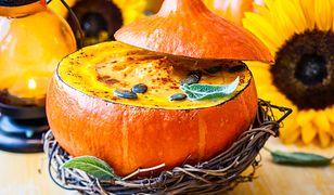 Dynia jako obiad na jesień. Przepis na zupę z dyni, która rozgrzeje cię w chłodne dni