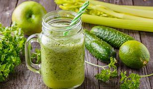 Zielone smoothie to tylko jeden posiłek, który warto dołączyć do diety.