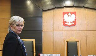 Sędzia Julia Przyłębska: poczekajmy na koniec postępowania IPN ws. mojego męża