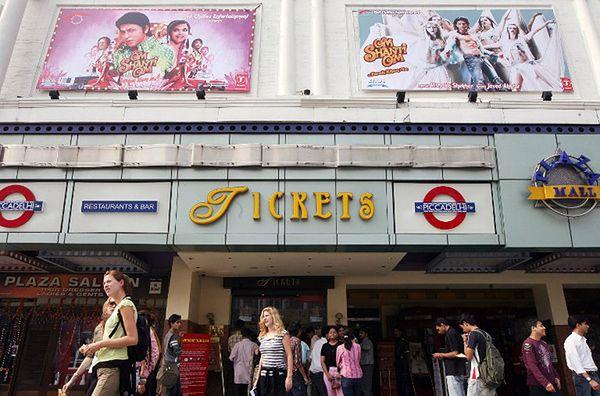 Kino w Nowym Delhi