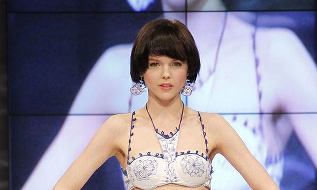 """Emilia Pietras była uczestniczką """"Top Model"""""""
