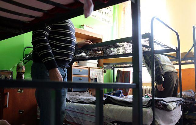 Koronawirus w Polsce. 140 bezdomnych z Wrocławia objętych kwarantanną