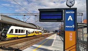 Wrocław: Dworzec Główny zyskał nowy peron