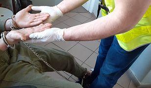 Środa Śląska. Zaatakował policjanta. Wcześniej wystawiono za nim Europejski Nakaz Aresztowania