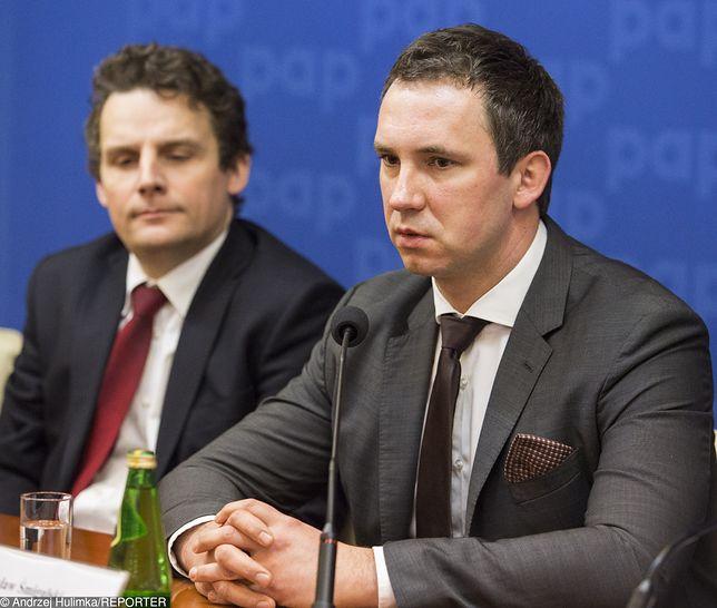 Radosław Śmigulski, szef PISF